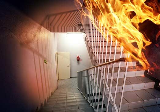 incendie alarme