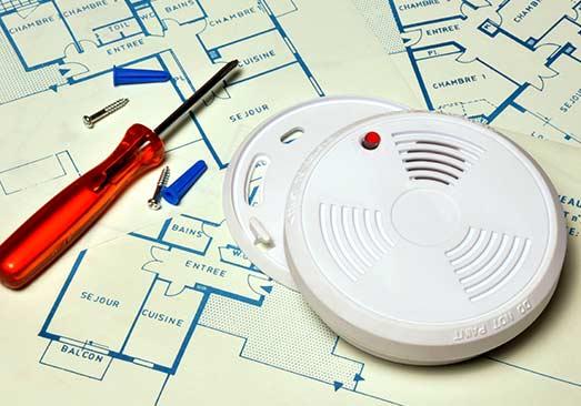 alarme incendie installation